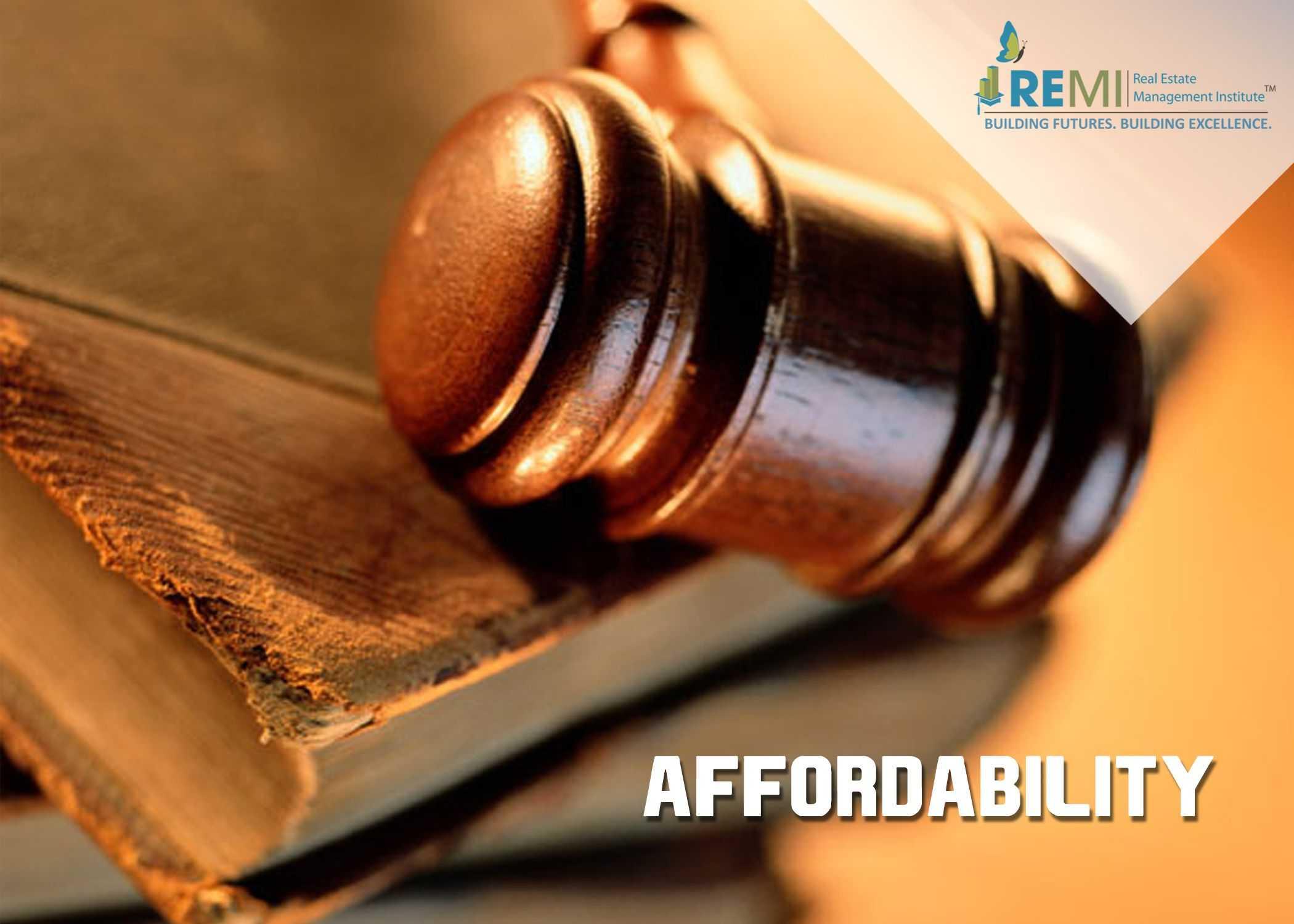 affordability fb post