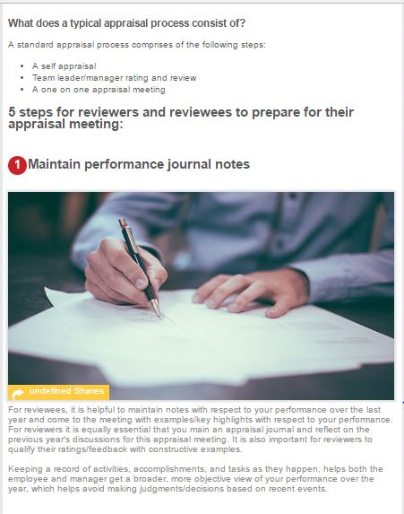5 tips to prepare for your next performance appraisal meeting 2
